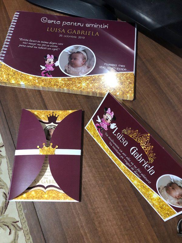 set accesorii personalizate botez